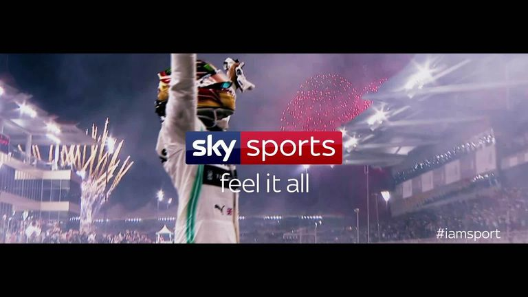 Get set for every race of the 2020 season live on Sky Sports F1, starting with the Austrian GP from July 3. Watch our promo for Formula 1's return!