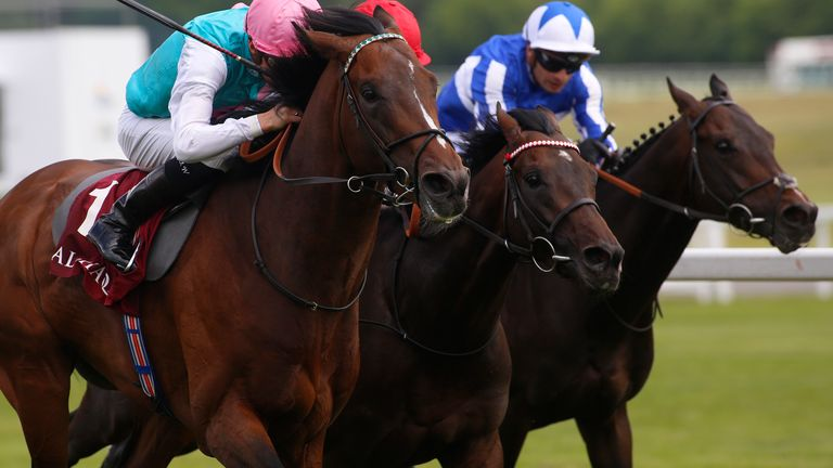 Headman in winning action at Newbury