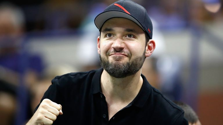 Serena Williams' husband Alexis Ohanian has announced his resignation from the board of Reddit