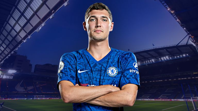 Andreas Christensen interview: Chelsea standards and my future ...