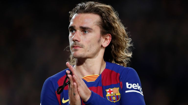 Antoine Griezmann has yet to complete his first season with Barcelona