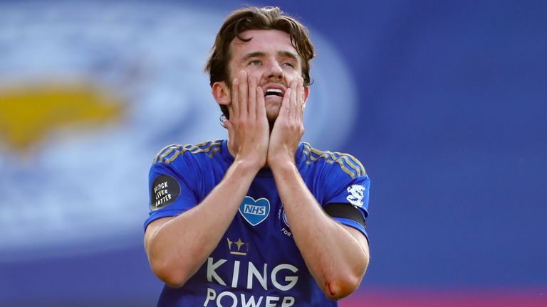 Leicester are believed to have softened their original £80m demands for Ben Chilwell