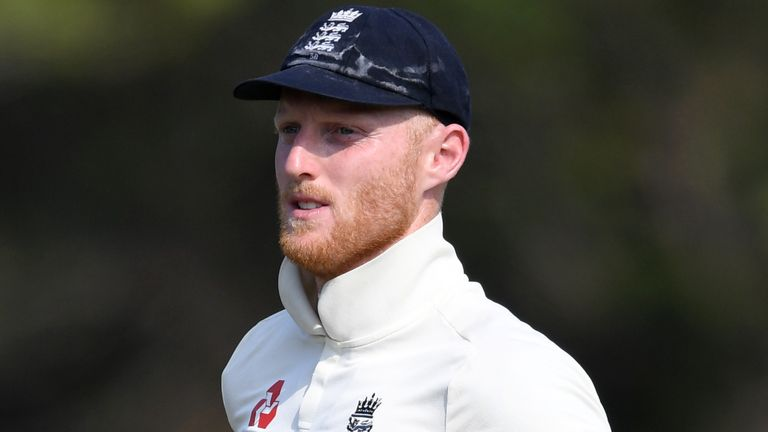 Stokes and England have not played a Test since January due to the coronavirus pandemic