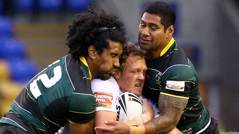 A return for the Exiles as an opponent is one possibility for England this winter