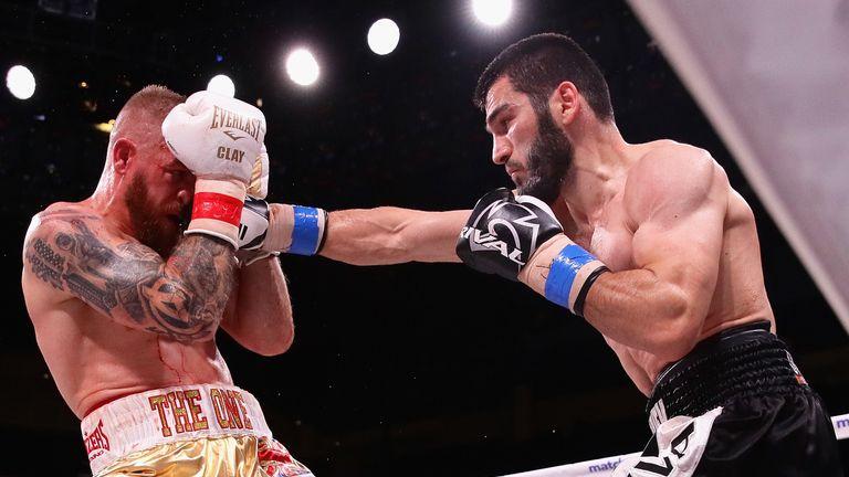 Highlights as Beterbiev won brawl with Johnson