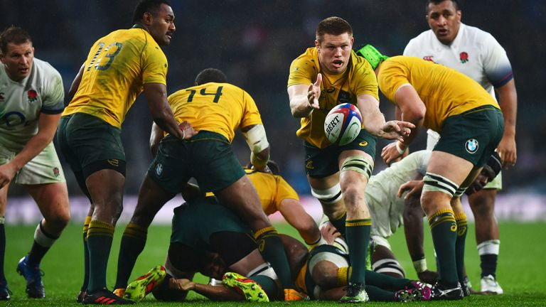 Australia international Blake Enever debuts for Leicester