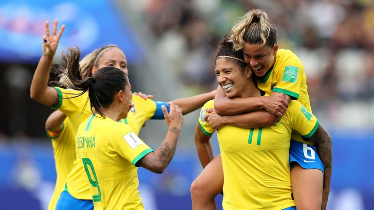 Brazil had hoped to become the first South American country to host the Women's World Cup