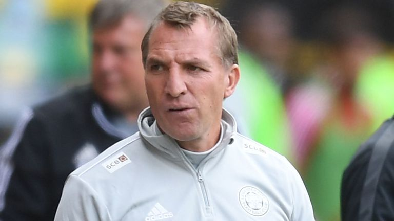 Brendan Rodgers says Leicester will fight to keep this group of players together