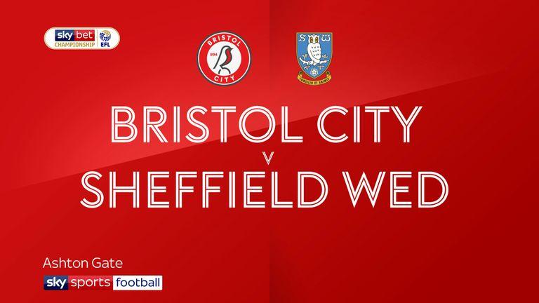 Bristol City v Sheff Wed