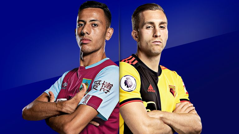 Burnley vs Watford