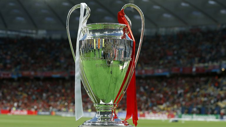 Champions League Restart Lisbon To Host Condensed 12 Day Final Stages Football News Sky Sports