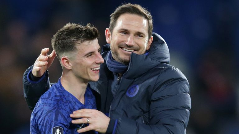 Frank Lampard insists Mason Mount is still a big part of his Stamford Bridge plans