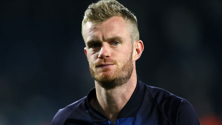 Chris Brunt has had two separate spells as club captain at West Brom since 2011