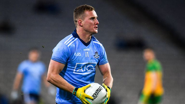 Ciarán Kilkenny is one of the most consistent players in the country