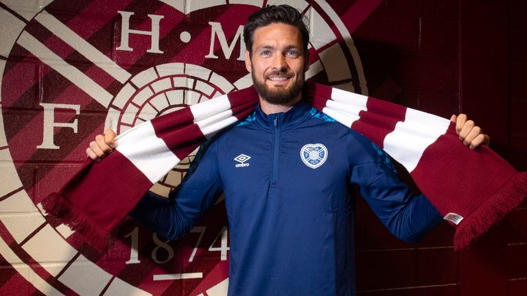 Craig Gordon has signed a two year deal to return to Hearts