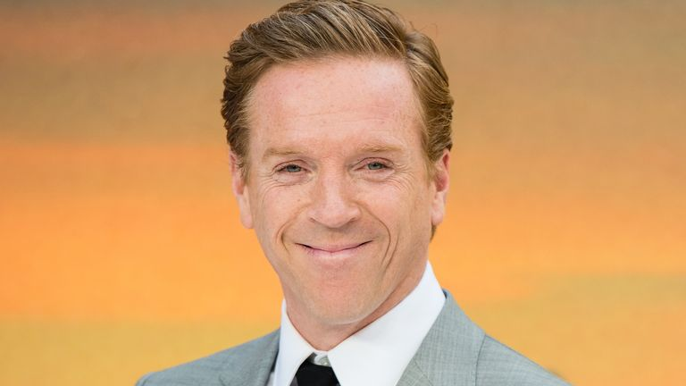 Actor Damian Lewis joins Rupert and Will on Will Greenwood's podcast