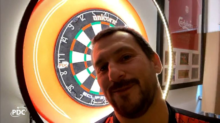 A look back at the story of the eighth night of the PDC Home Tour Play-Offs, which saw Jonny Clayton win all three of his games to progress.