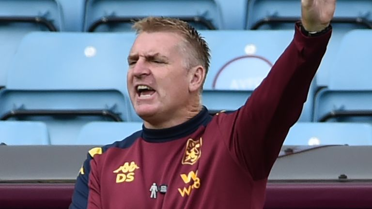 Dean Smith can lift Aston Villa out of the relegation zone according to Mark Bosnich