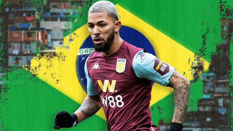 Douglas Luiz Aston Villa Brazil