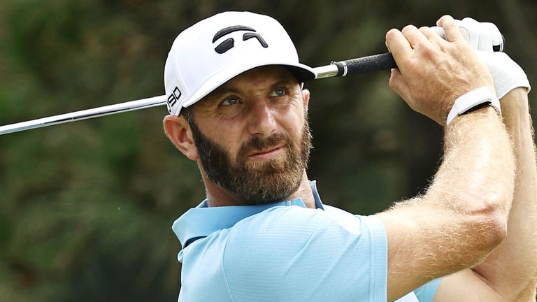 Dustin Johnson won his 21st PGA Tour title
