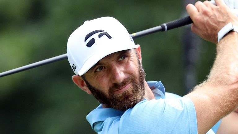 Johnson claimed a one-shot victory at TPC River Highlands