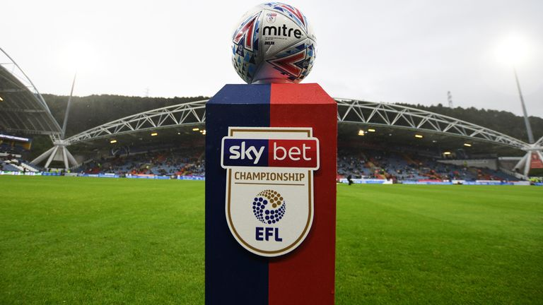 Coronavirus Two Positive Results In Latest Round Of Efl Testing Football News Sky Sports