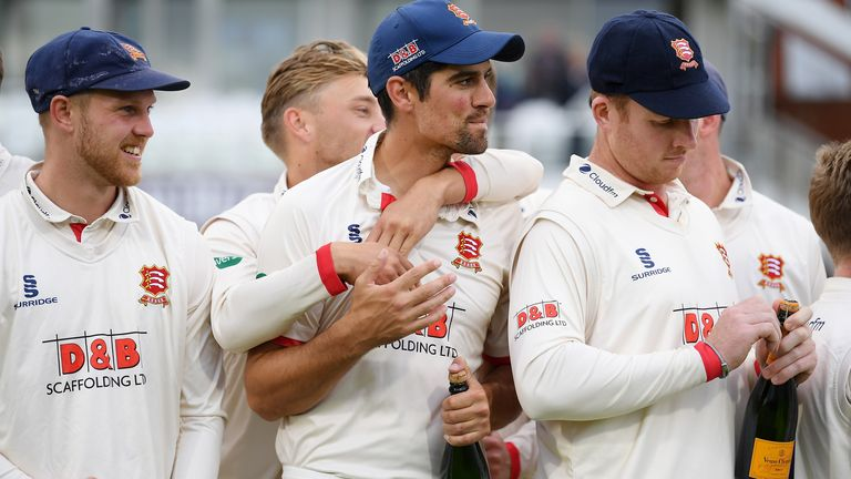 European Central Bank confirm that County cricket will resume from August 1