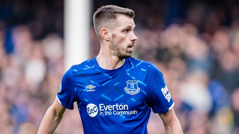 Morgan Schneiderlin has made 73 Everton appearances, scoring just once and receiving three red cards.
