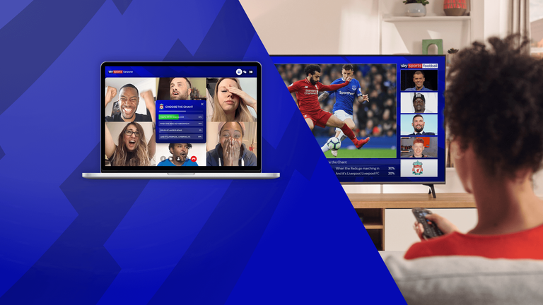 Sky Sports Fanzone Watchalongs What Is It How It Works Where