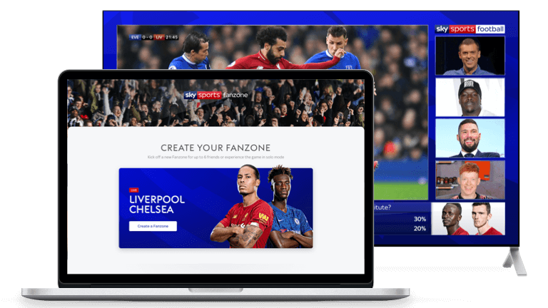 Liverpool supporters will be able to create their own Premier League title party at home with Fanzone