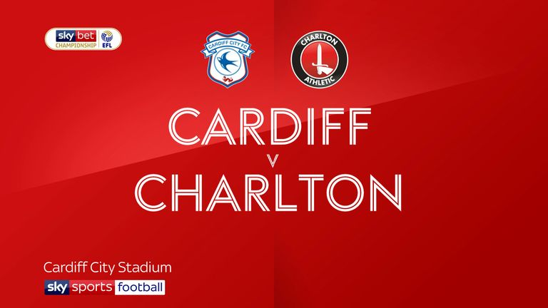 cardiff v charlton badge