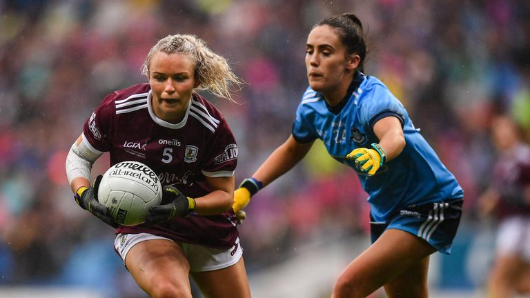 Galway and Dublin met in last year's final