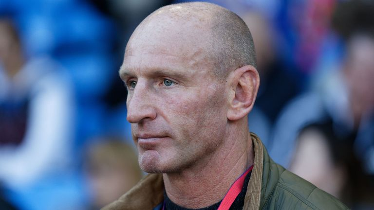 Gareth Thomas is the only other rugby union international to come out