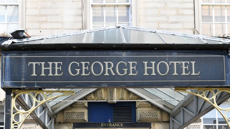 The George Hotel will host the new National Rugby League Museum