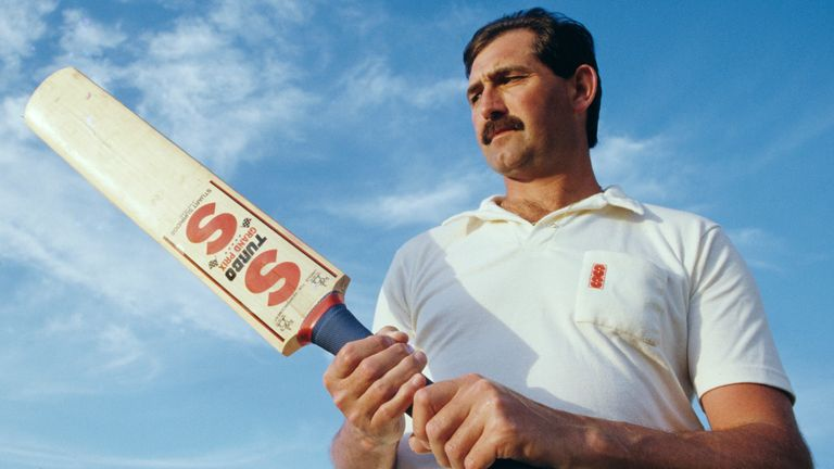 Graham Gooch (pictured) was such a hard worker, says Nasser, and would have earned an IPL deal today