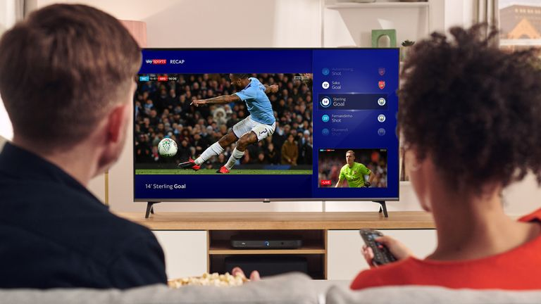 Sky Sports live highlights: Catch up on match timeline with Recap feature  for Premier League games | Football News | Sky Sports
