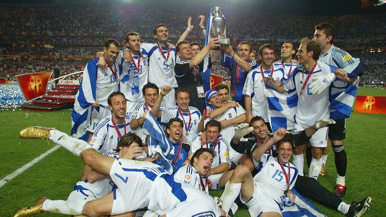 Greece, Euro 2004