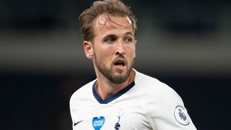 Harry Kane played the full 90 minutes on his return to action