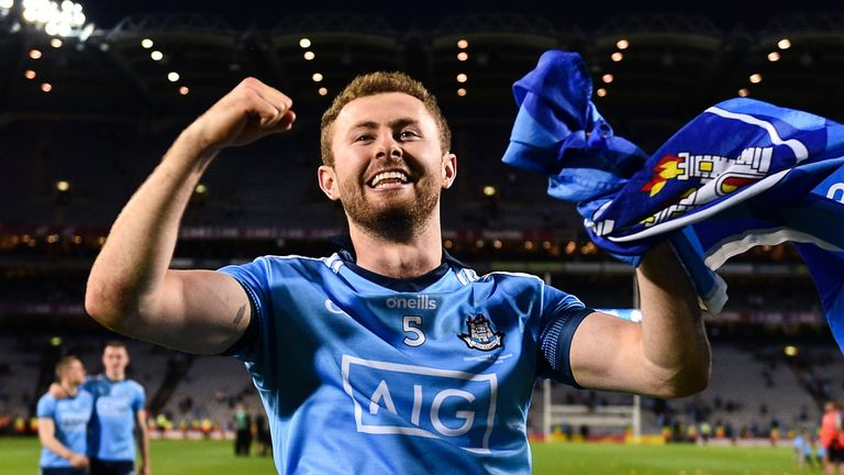 McCaffrey will not represent Dublin again in 2020
