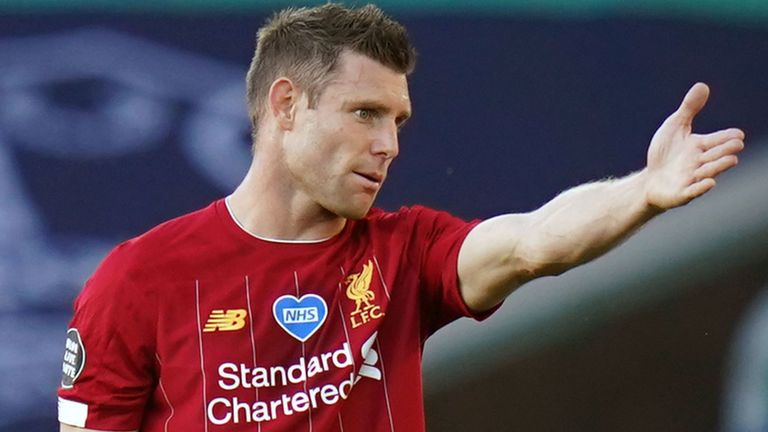 James Milner says it will not be easy for Liverpool to retain the Premier League