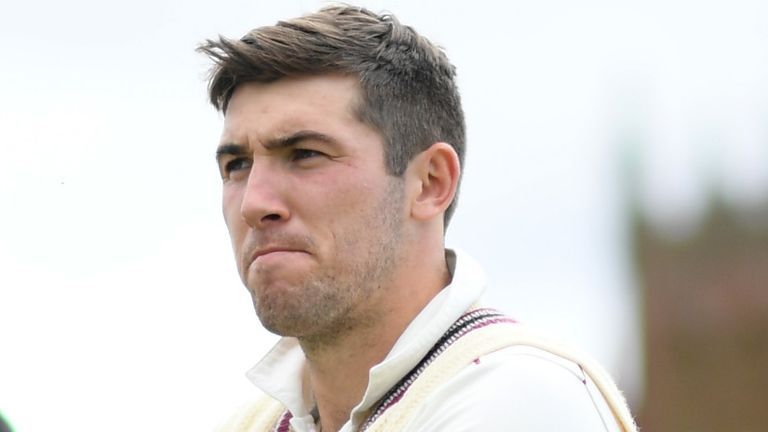 Jamie Overton will join Surrey in November