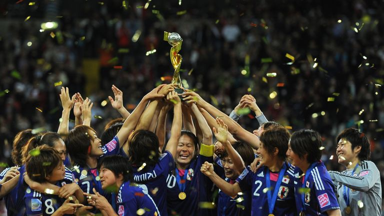 Japan, who won the World Cup in 2011, were given a score of 3.9 out of 5 for their bid