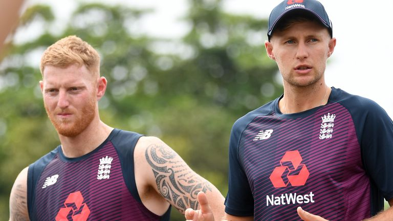 Ben Stokes will hand the Test captaincy back to Joe Root for the second Test at Old Trafford