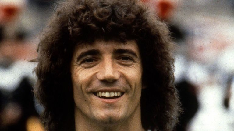 There were high hopes for Kevin Keegan to lead the line at the 1980 Euros.