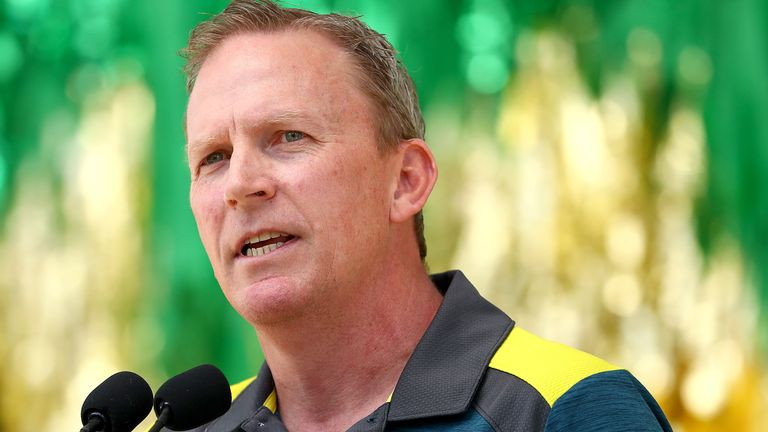 Cricket Australia chief executive Kevin Roberts officially resigns, Nick Hockley his replacement