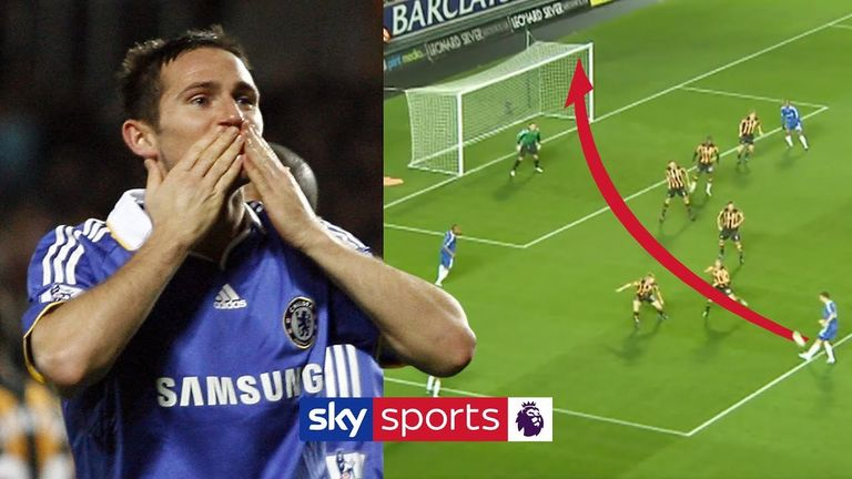 Lampard's best goals