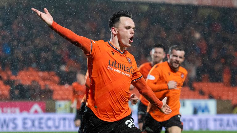 Neilson guided Dundee United to the Championship title last season