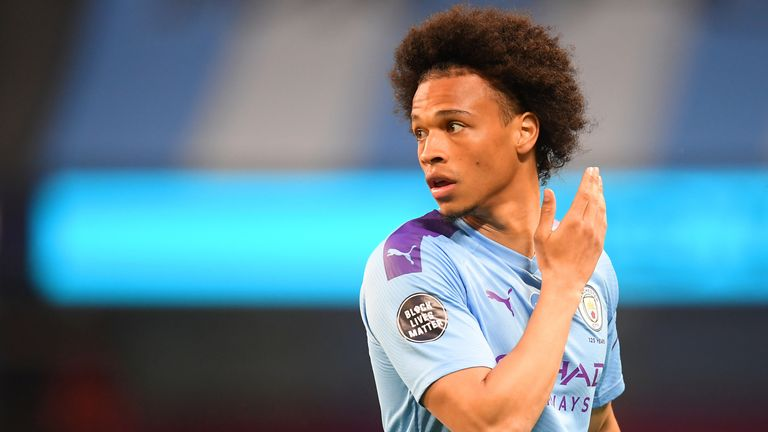 Leroy Sane has rejected a new contract at Manchester City and is being linked with a move to Bayern Munich this summer