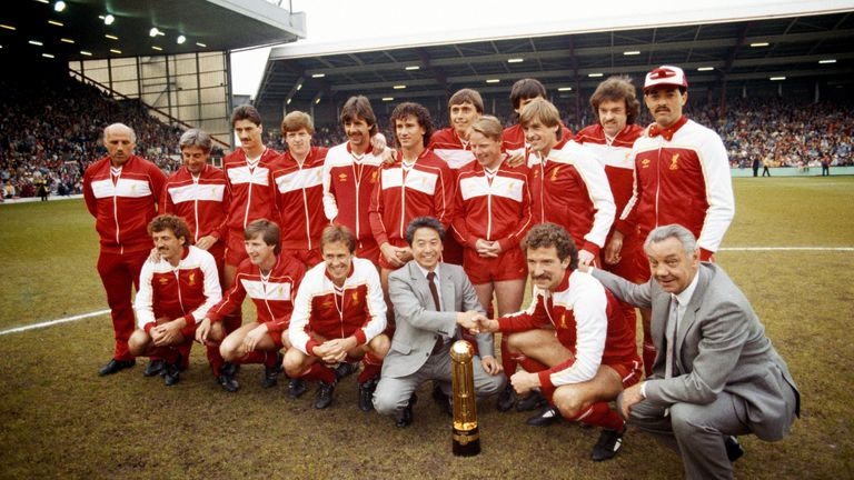 Between 1979 and this title-winning side from 1984, Liverpool lifted the First Division title five times across six years, as well as two European Cups