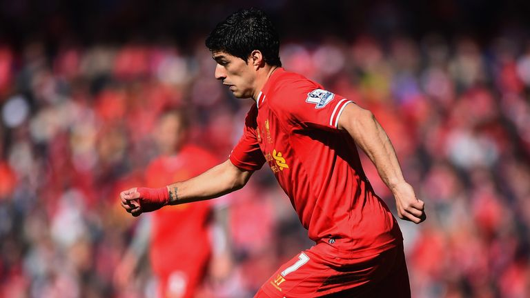 Arsenal tried to sign Luis Suarez from Liverpool in 2013